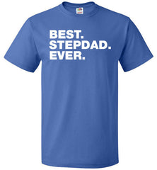 Best Stepdad Ever Shirt - oTZI Shirts - 4