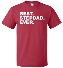 Best Stepdad Ever Shirt - oTZI Shirts - 5