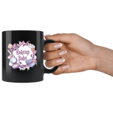Makeup Babe 11oz Black Mug