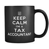 Keep Calm I'm A Tax Accountant Mug