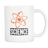Science White Mug