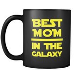 Best Mom in the Galaxy Mug