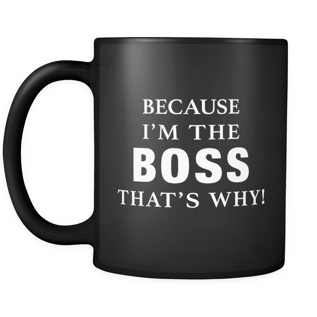 Image result for i'm the boss