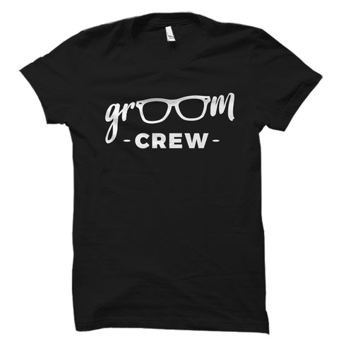 Groom Crew Shirt