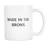 Made In The Bronx Mug