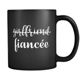 Engagement Fiancee Mug