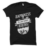 Happiness Is A Day Spent Hiking Shirt
