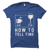 How To Tell Time AM PM Shirt