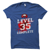 Level 35 Complete Shirt