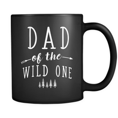 Dad of the wild one Mug
