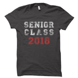 Senior Class Of 2018 Shirt