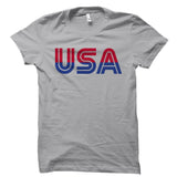 USA White Shirt