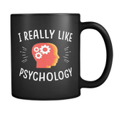 I really like psychology mug