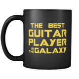 The Best Guitar Player In The Galaxy Mug