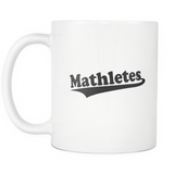 Mathletes White Mug