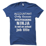 Accountant Shirt