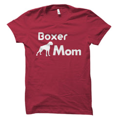 Boxer Mom Shirt
