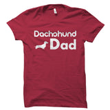Dachshund Dad Shirt