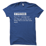 Engineer Definition T-Shirt