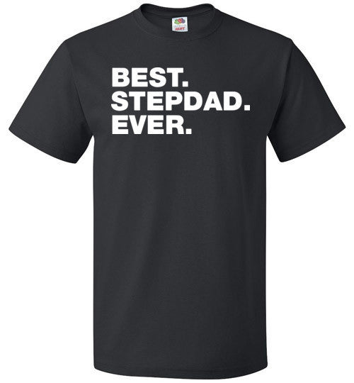 Best Stepdad Ever Shirt - oTZI Shirts - 1