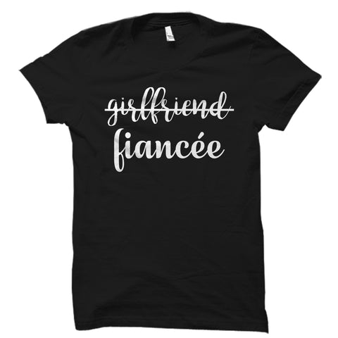 Girlfriend Fiancée Shirt