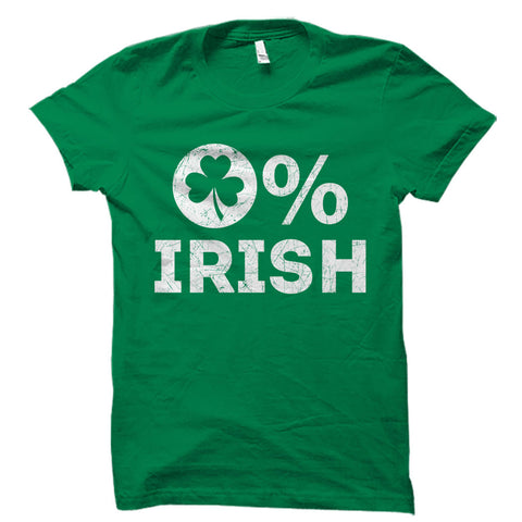 0% Irish Shirt