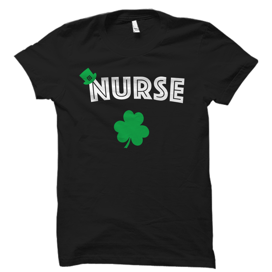 Irish Nurse Shirt