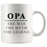OPA The Man The Myth The Legend