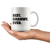 Best Grammy Ever White Mug