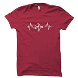 Pilot Heartbeat Shirt