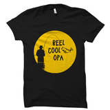 Reel Cool Opa Fishing Shirt
