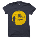 Reel Cool Poppy Fishing Shirt