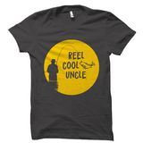 Reel Cool Uncle Fishing Shirt