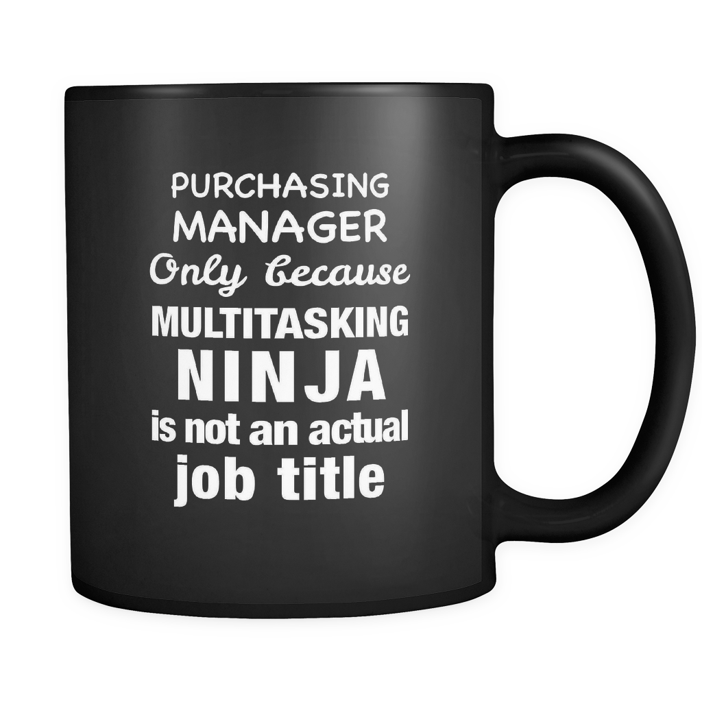 Purchasing Manager