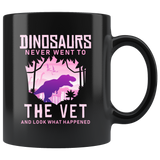 Dinosaurs Never Went To The Vet And Look What Happened