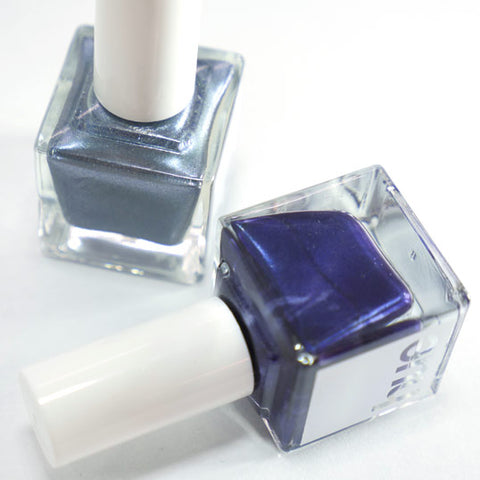 Box No. 2  Nail Polish <b>Subscription</b> Golpe + Media Luna