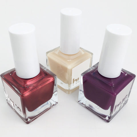 Box No. 3  Nail Polish <b>Subscription</b> SERRANA + LIMEÑA + NORTEÑA
