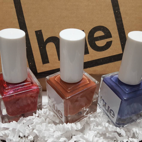 The Adventure Collection <b>Explore Antelope Canyon</b> Nail Polish Set