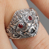 8g hanuman thai monkey king ring