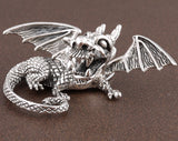 27g whole body dragon pendant