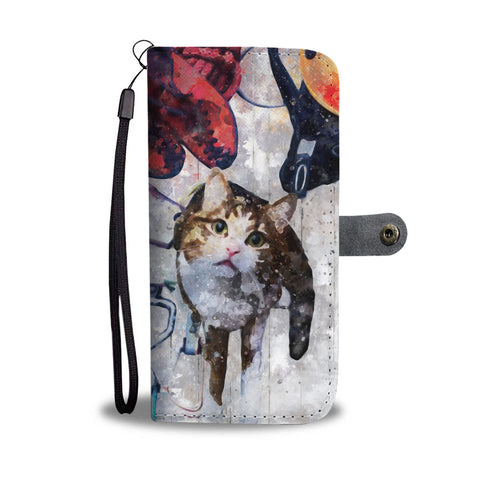 Awesome Climbing Phone Case | Love Climbing and My Cat