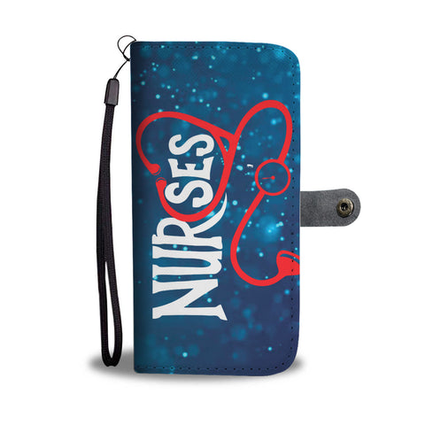 Awesome Nurses Phone Wallet Cases