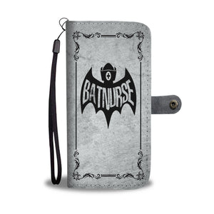 Batnurse Phone Wallet Case