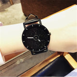 SALE! Luxury leather strap  quartz wristwatches