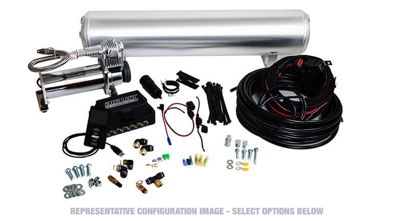 Airlift Suspension Nissan 350z ( 2003 -2008)