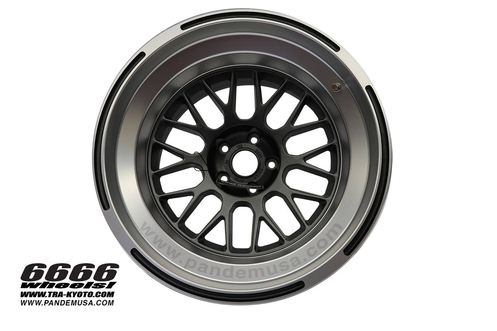 Pandem 6666 Wheels 18 IN
