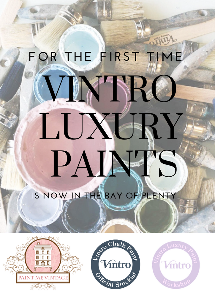 Vintro Chalkpaint is Here!
