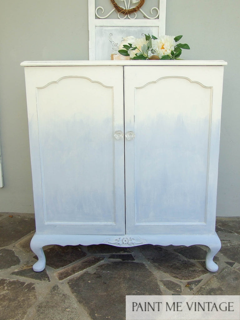 Georgian Sky Armoire Storage- not available