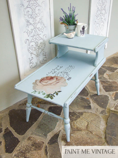 Aurora floral Hall Table commissioned piece