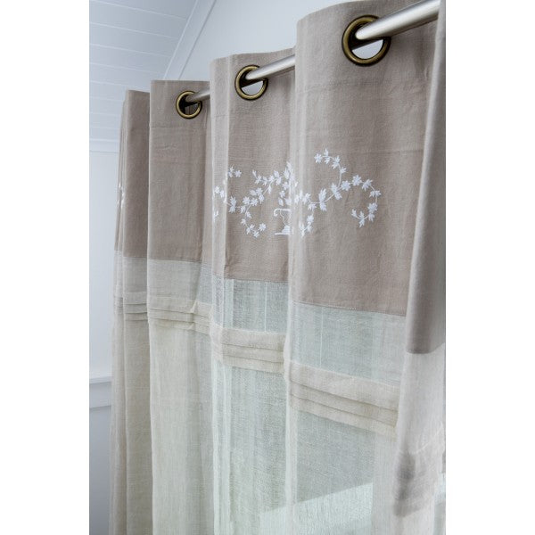 Curtain Juliette Set of Two